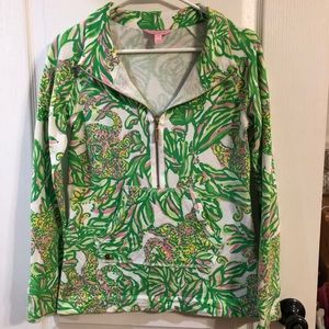 Lilly Pulitzer pop over Size XS
